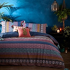 Butterfly Home by Matthew Williamson - Multicoloured 'Maraqae' Bedding Set