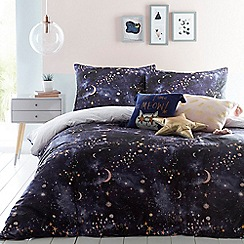 Home Collection - Multicoloured 'Zodiac' Bedding Set
