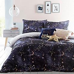 Debenhams - Multicoloured 'Zodiac' Bedding Set