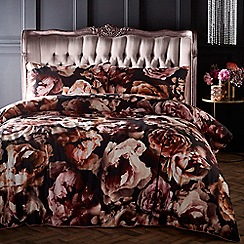 Star by Julien Macdonald - Multicoloured 'Bloom' duvet cover