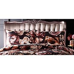 Star by Julien Macdonald - Multicoloured 'Bloom' standard pillowcase pair
