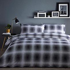 Home Collection - Black 'Luke' Bedding Set
