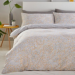 Home Collection - Multicoloured 'Camila' Bedding Set