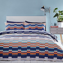 Home Collection - Multicoloured 'Charlie' Bedding Set