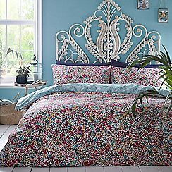 Home Collection - Multicoloured 'Meghan' Bedding Set