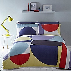 Home Collection - Multicoloured 'Larsson' bedding set