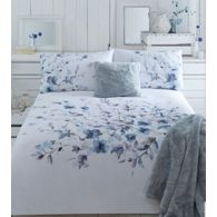 Ben de lisi home multicoloured printed world explorer bedding set john rocha white 220 thread count watercolour fleur duvet cover gumiabroncs Image collections