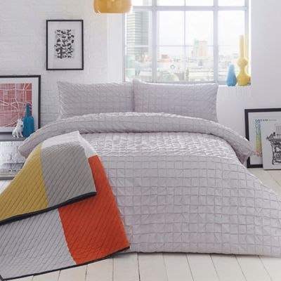 Ben De Lisi Home Grey 39 Tribeca 39 Bedding Set Debenhams