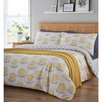 Ben de lisi home multicoloured printed world explorer bedding set home collection yellow printed kira bedding set gumiabroncs Image collections
