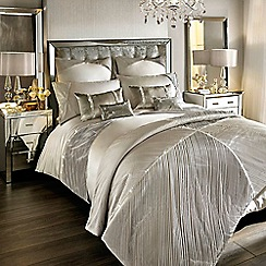 Kylie Minogue at home - Omara champagne duvet cover