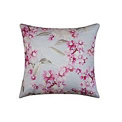 Lipsy - Soft blossom cushion