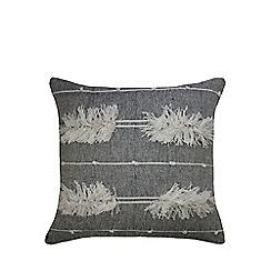 FatFace - Navy Cotton 'Indra' Cushion