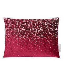 Star by Julien Macdonald - Pink Diamante Cushion