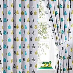 bluezoo - Crocodile curtains