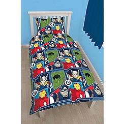 Marvel - Kids' Marvel Avengers tech bedding set