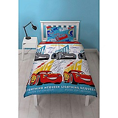 Disney Cars - Kids' Cars 3 single duvet cover and pillow case set