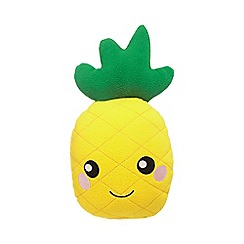 bluezoo - Yellow pineapple cushion