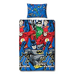 Justice League - Kids' Inception single bedding set