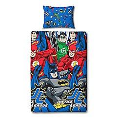 Justice League - Kids' Inception single bedding set