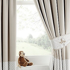 bluezoo - Cheeky monkey curtains