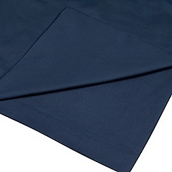 Home Collection - Blue Egyptian cotton 200 thread count flat sheet