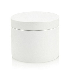 J by Jasper Conran - White storage pot