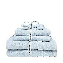 Home Collection Basics - Pale blue towel bale