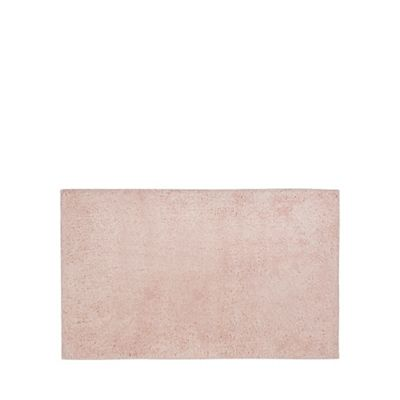 Star By Julien Macdonald   Rose Glitter Bath Mat by Star By Julien Macdonald