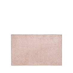 Star by Julien Macdonald - Rose glitter bath mat