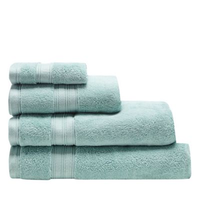 Home Collection   Aqua Hygro Egyptian Cotton Bath Towel by Home Collection