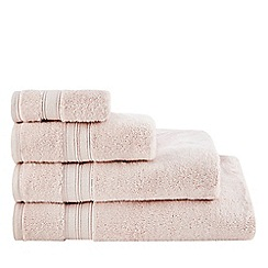 Home Collection - Pink Hygro Egyptian cotton towel