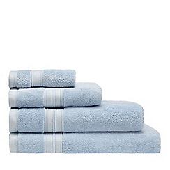 Home Collection - Cornflower Blue Hygro Egyptian cotton towel