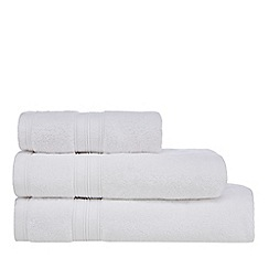 Home Collection - White Hygro Egyptian cotton towels