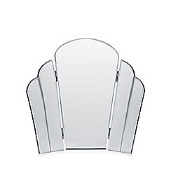 Star by Julien Macdonald - Silver dressing table mirror