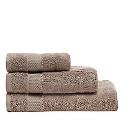 Christy - Natural Hygro cotton towels