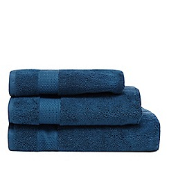 Christy - Bright blue bath towel