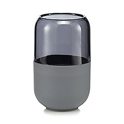 Home Collection Basics - Dark grey toothbrush holder