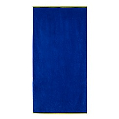 Home Collection - Blue Beach Towel