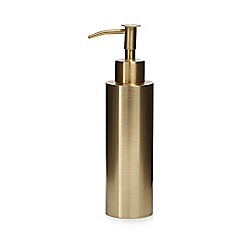 J by Jasper Conran - Gold soap dispenser