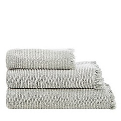 Home Collection - Green 'Oslo' towel