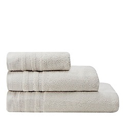 Christy - Natural 'Purity' towel