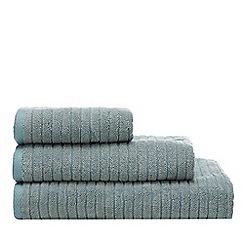 Christy - Aqua 'Burlington' Towel