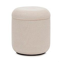 Debenhams - Pale Pink Sandstone Pot