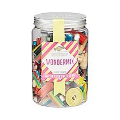Sweet Shop - Wondermix Pick n Mix Jar - 820g
