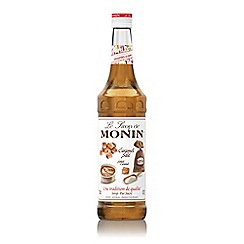 Costa - Monin salted caramel syrup