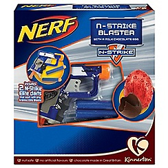 Kinnerton - Nerf blaster and egg