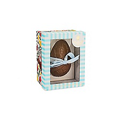 Charbonnel et walker - Milk chocolate egg with milk caramel sea salt truffles 225g