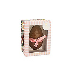Charbonnel et walker - Milk chocolate egg with pink Marc De Champagne truffles 225g