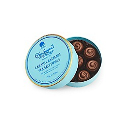 Charbonnel et walker - Milk caramel hazlenut sea salt swirls 115g