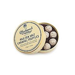 Charbonnel et walker - Milk caramel sea salt truffles 120g